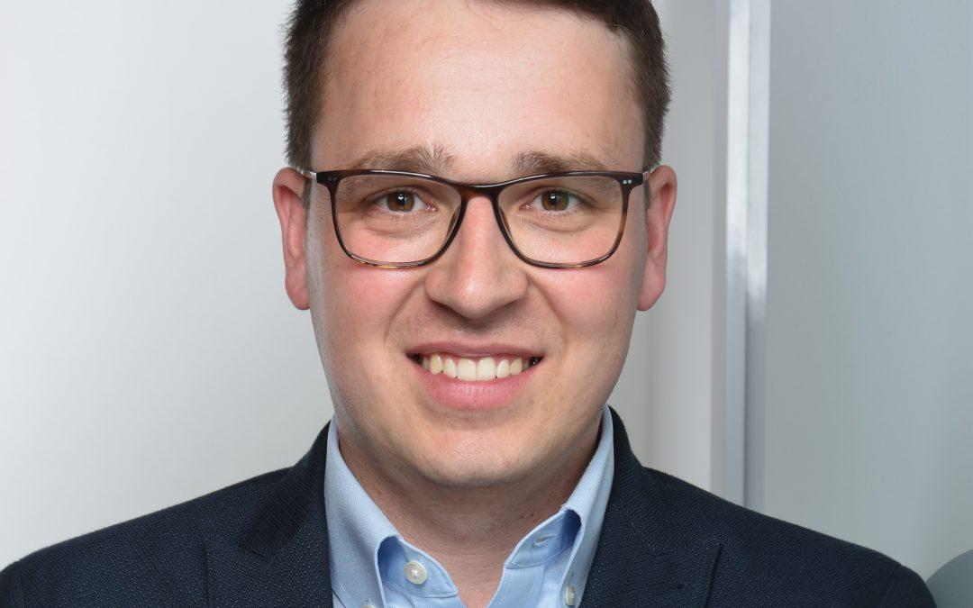 """""""Wir wollen kleinen und mittelständischen Händlern Mut machen, Lösungen bieten und sie darin bestärken, Chancen zu ergreifen"""" Marius Haubrich, Geschäftsführer Handelsverband BaWü"""
